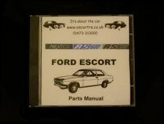 AVO Parts Manual CDROM V1.01 English
