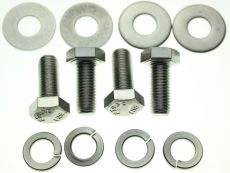Bonnet & Boot Lid Bolts With Washers SS x 4