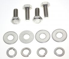 Mk2 Cortina 4 x Bonnet/Boot Lid Bolts With Washers SS