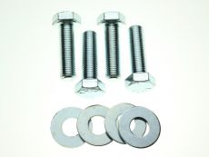 Cross Member Bolts & Washers x 4