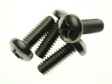 Door Handle / Arm Rest Screws in Stainless Steel x 4
