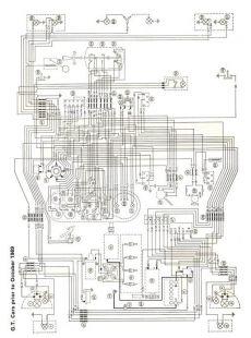 GT Pre 1969 Wiring Diagram