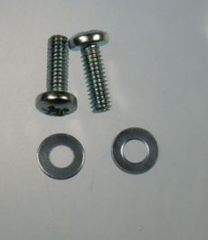 Mk1 Cortina Boot Light Lens Screws