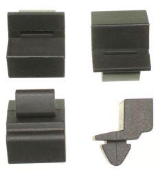 Mk2 Escort Bonnet Rubbers (Side) x 4