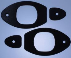 Mk1 Cortina Door Handle Seal Set (2 Door)