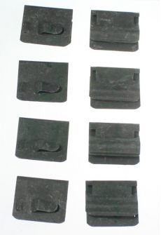 Mk2 Cortina Outer Weather Strip Clips x 8