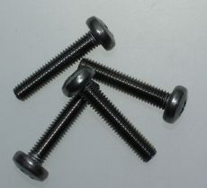 Mk1 & Mk2 Van Rear Light Screws (Stainless)