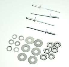Mk1 Cortina Airflow Grille Fixing Set