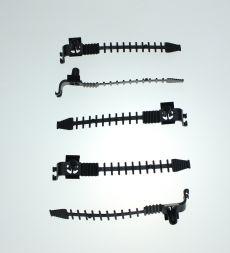 Mk1 Fiesta Wiring Loom Tiebacks / Fastners x 5