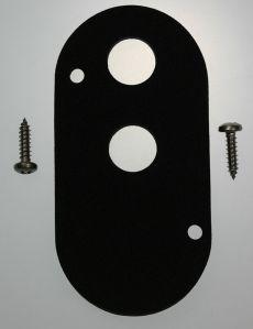 Mk2 Escort Heater Matrix Plate Seal & Stainless Steel Screws