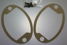 Mk1 Cortina Pre Airflow Indicator Lens Seal Set & Stainless Steel Screws