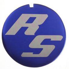 Mk1 Escort Round RS Boot Badge Insert