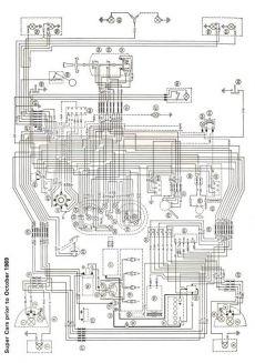 Super Pre 1969 Wiring Diagram
