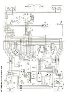 De Luxe Post 1969 Wiring Diagram