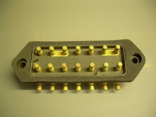 mk2 escort fuse box seals with spacers & stainless steel screws fuse box spacer  old school oval