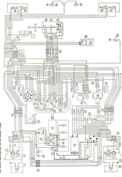 Mk2 Wiring Diagram Fusebox And